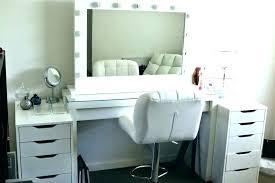 white makeup vanity table makeup vanity table with lights weddingphoto co