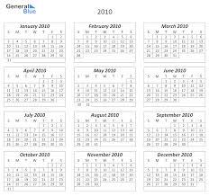 Excel 2010 Calendar Template 2010 Calendar Fotolip Com Rich Image And Wallpaper