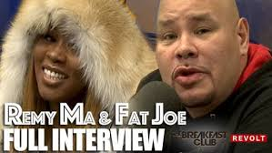 Fat Joe Meme - video remy ma and fat joe interview at the breakfast club