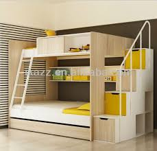 bureau superposé lit superposé enfants ensemble de chambre d enfants meubles pour