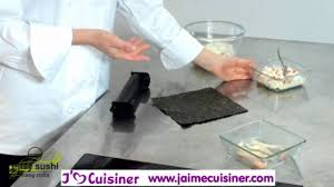 cuisiner sushi easy sushi