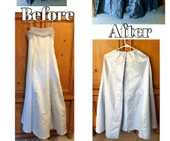 how to make an awesome cloak from a dress or skirt 5 steps with