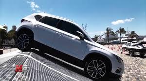 seat ateca 2016 new seat ateca 2016 first test drive barcelona eng ita sub