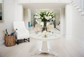 White Foyer Table The Essential Guide To The Pedestal Table One