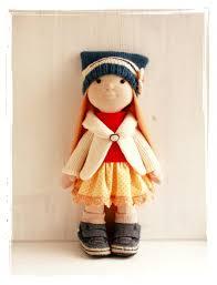 tilde doll rag doll handmade christmas gift souvenir doll cute