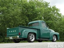Ford F 100 1976 1955 Ford F 100 Classic Combo Rod Network