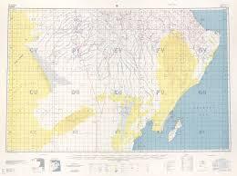 Maps Cu Southeast Arabia Ams Topographic Maps Perry Castañeda Map