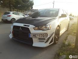mitsubishi evolution 1 mitsubishi lancer evolution x hps 11 may 2017 autogespot