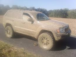 old jeep grand cherokee lifted 2006 wk