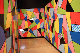 jemima wyman pattern bandits gallery of modern art brisbane