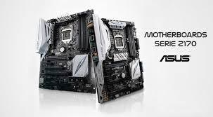 asus anuncia sus nuevas placas madre serie z170 for xtreme