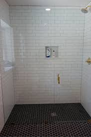 Replace Shower Door Glass by 7 Myths About One Level Curbless Showers