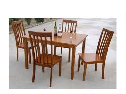 Innovative Wooden Dining Table Chairs Chair Wooden Chairs For - Best wood for kitchen table