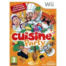 jeu de cuisine cuisine sur wii tous les jeux vidéo wii sont chez micromania