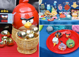 birthday party ideas for boys kara s party ideas angry birds space boy girl birthday