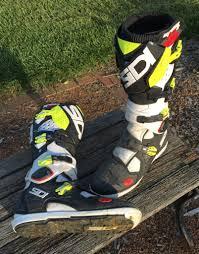 sidi crossfire motocross boots sidi crossfire 2 srs australasian dirt bike magazine