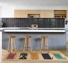 online shop natural rubber back cat kitchen rug sets mat oil proof