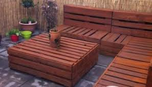 Palet Patio Pallet Patio Furniture Pallet Ideas Recycled Upcycled Pallets