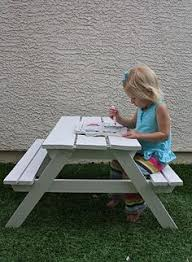 Make A Picnic Table Out Of One Sheet Of Plywood by How To Make A Flat Pack Plywood Picnic Table S B S Ideas For The