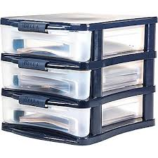 Desk Storage Containers Desktop Plastic Drawers Chest Of Drawers
