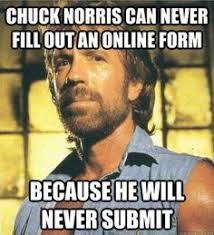 Chuck Norris Birthday Meme - chuck norris doesn t blow out the candles on his birthday cake he
