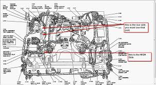 ford crown vic 4 6l engine diagram ford engine problems and