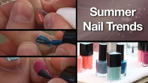 popular nail polish colors for summer as seen on beyonce and