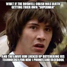 Meme Creator With Own Image - meme creator what if the roswell crash was earth getting thier own