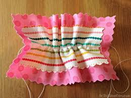 ruffled ribbon fabric headband the ribbon retreat