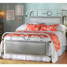 rochester iron u0026 upholstered bed by wesley allen humble abode