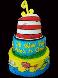 dr seuss cakes children s birthday specialty custom fondant cakes sussex county nj