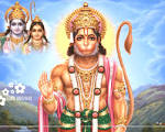 Wallpapers Backgrounds - Hindu Gods Wallpapers Lord Hanuman
