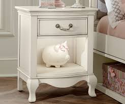 Antique White Bedroom Furniture Kensington White Finish Nightstand 20530 Ne Kids Furniture