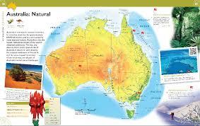 atlas map of australia oxford australian curriculum atlas 5 6 oxford press