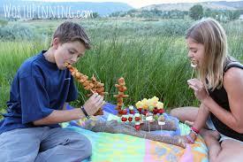 worth pinning ad backyard picnic tyson u0026 a movie u003d great