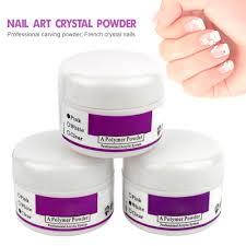 aliexpress com buy lke acrylic powder crystal nail polymer nail