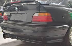 Bmw E30 Rear Valance Bmw E36 M3 Rear Technic Bumper Cover Removal Youtube