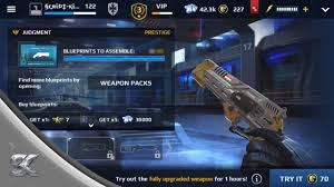 Buy Blueprints by Modern Combat 5 Opening 18 Weapon Combat Packs Road To Judgment