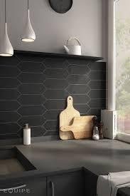 backsplash black tile kitchen backsplash best kitchen backsplash