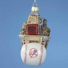 buy 5 u0026quot mlb new york yankees new stadium and skyline glass