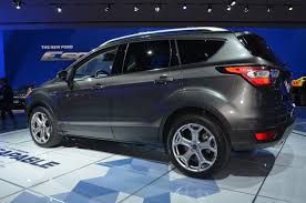 ford escape grey refreshed 2017 ford escape is just what the customer ordered