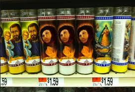 Potato Jesus Meme - the museum of idolatry potato jesus candle