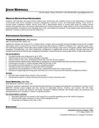 Sample Pharmaceutical Resume Prepossessing Resume Template Sales Representative Templates