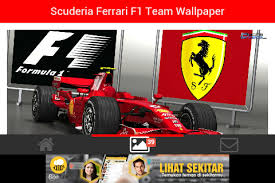 scuderia f1 free scuderia f1 team wallpaper apk for android