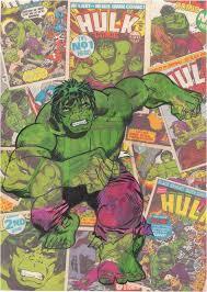marvel comics incredible hulk vintage throw rug u2013 superhero sheets