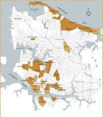 Norfolk Virginia Map by Neighborhood Map Norfolk Redevelopment And Housing Authority Nrha