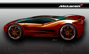 concept car mclaren by ovidiuart on deviantart