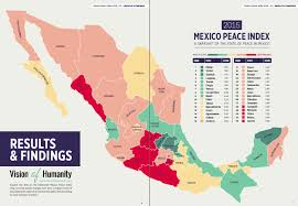 New York Crime Map by Crime Geo Mexico The Geography Of Mexico