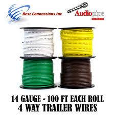 trailer wiring ebay