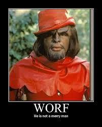 Worf Memes - grumpy worf startrekmemes